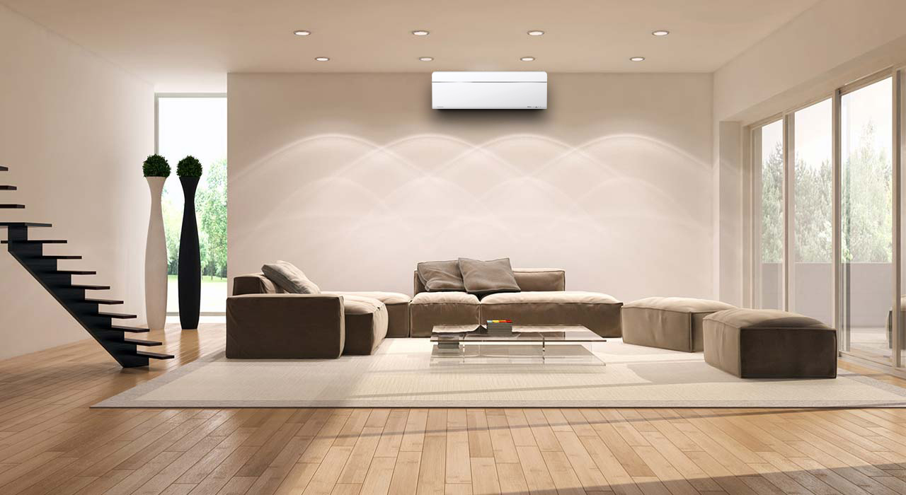 Residential Air Conditioner Image