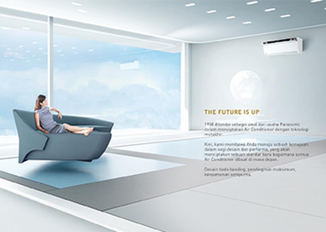 AC Sky Series 3 Inovasi Terbaru AC Pertama dengan Radiant Cooling Di Asia